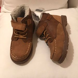 Baby boy size 10 toddler winter boots brand new